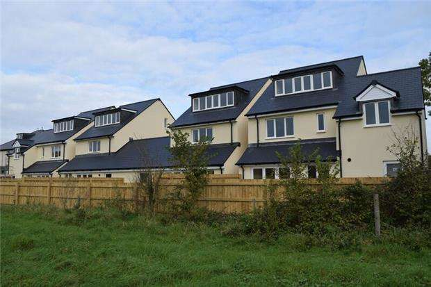 4 Bedrooms Detached House for sale in The Farrington, Avon Valley Gardens, Bath Road, Keynsham, BRISTOL, BS31 1TF