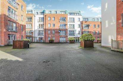 2 Bedrooms Flat for sale in Beauchamp House, Greyfriars Road, Coventry, West Midlands