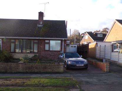 3 Bedrooms Bungalow for sale in Bosworth Drive, Burton On Trent, Staffordshire