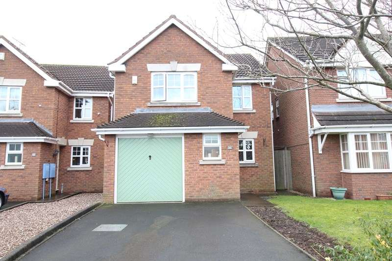 3 Bedrooms Detached House for sale in Eaton Wood Drive, South Yardley, Birmingham