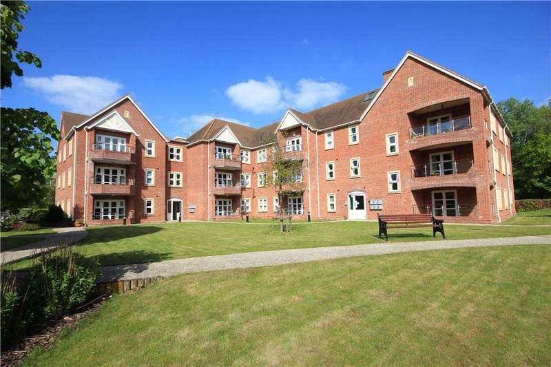 3 Bedrooms Apartment Flat for sale in Woodfield Gardens, Belmont, Hereford, Herefordshire, HR2