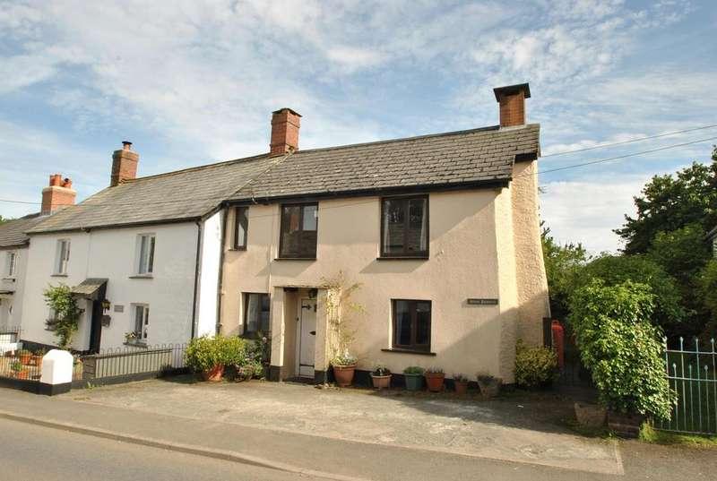 3 Bedrooms Terraced House for sale in Bridgerule, Holsworthy