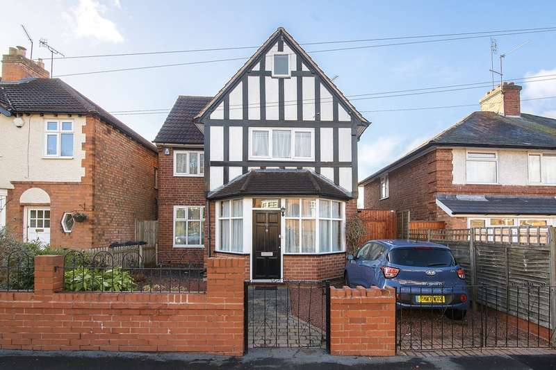 6 Bedrooms Detached House for sale in Vicarage Road, Harborne, B17 0SR