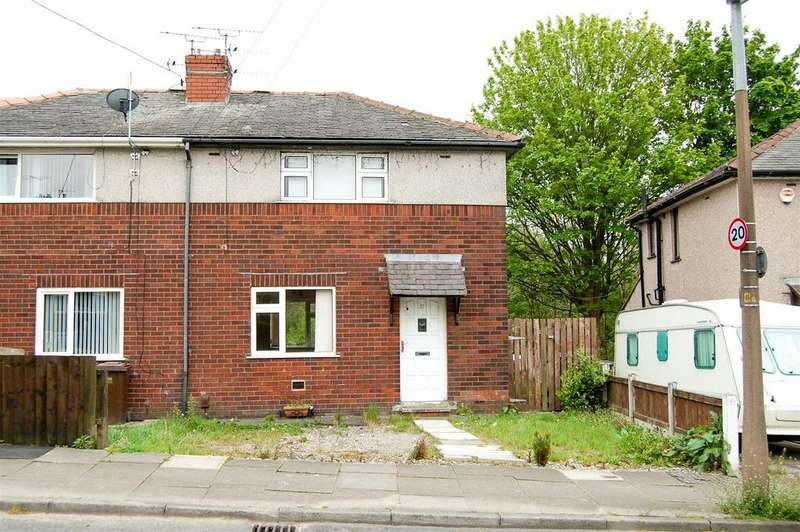2 Bedrooms Semi Detached House for sale in Middlesex Avenue, Burnley