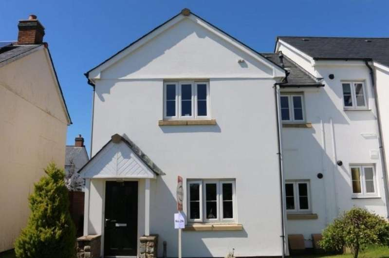 1 Bedroom Flat for sale in Bere Alston