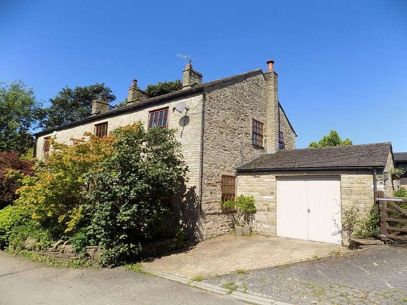 5 Bedrooms Farm House Character Property for sale in Goddard Lane, Rowarth
