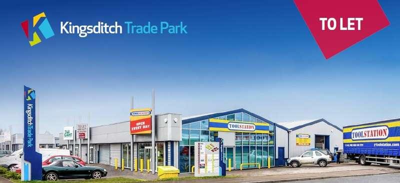 Light Industrial Commercial for rent in KINGSDITCH TRADE PARK, Kingsditch Lane, Cheltenham