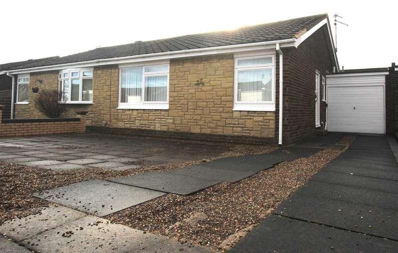 2 Bedrooms Bungalow for sale in Gilderdale Way, Southfield Green, Cramlington