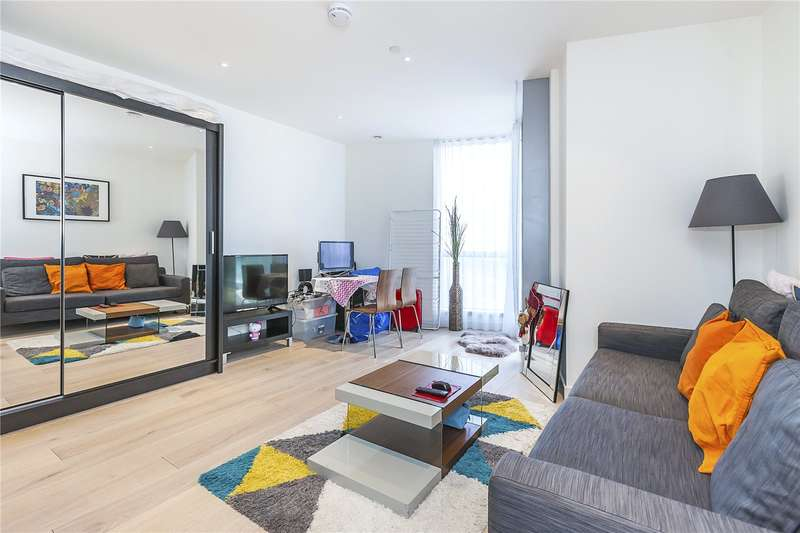 1 Bedroom Flat for sale in Charrington Tower, 11 Biscayne Avenue, London, E14