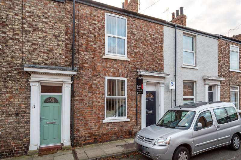 3 Bedrooms Terraced House for sale in Lowther Street, York, YO31