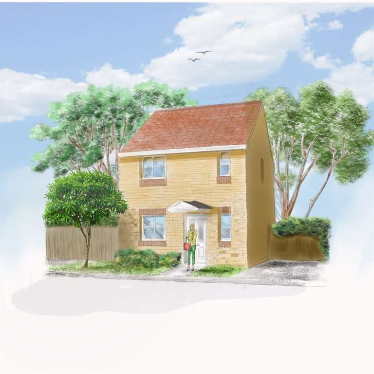 3 Bedrooms Detached House for sale in Clos Coed Derw, Penygroes, Llanelli