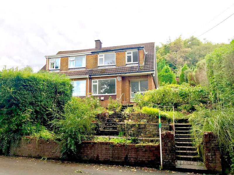 3 Bedrooms Semi Detached House for sale in Ystradfellte Road, Pontneddfechan, Neath