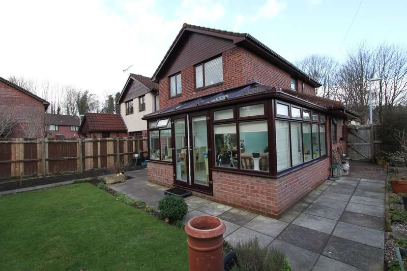 3 Bedrooms Detached House for sale in Park View Gardens, Bassaleg, Newport