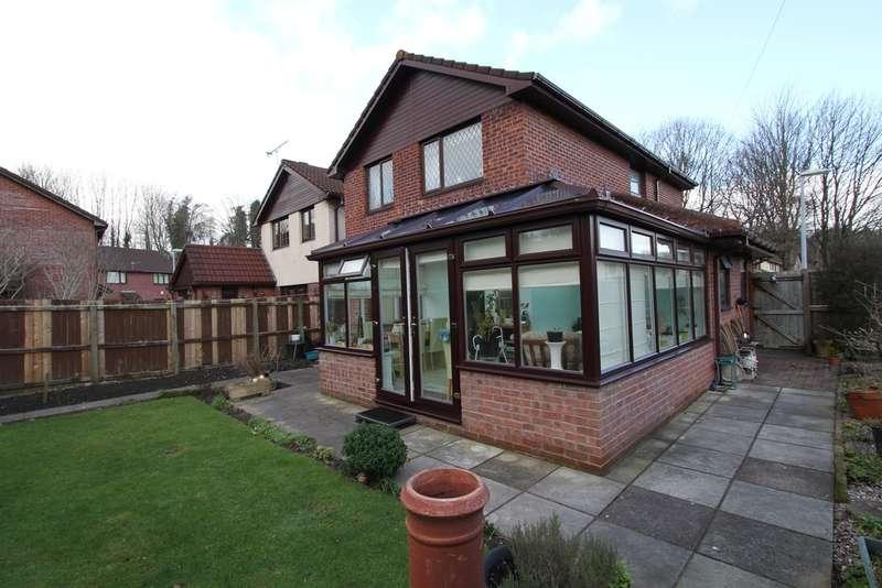 3 Bedrooms Detached House for sale in Park View Gardens, Bassaleg, Newport