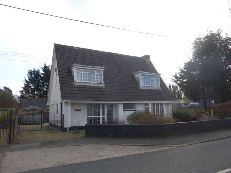 3 Bedrooms Detached Bungalow for sale in Hillside, Mwyndy, Pontyclun