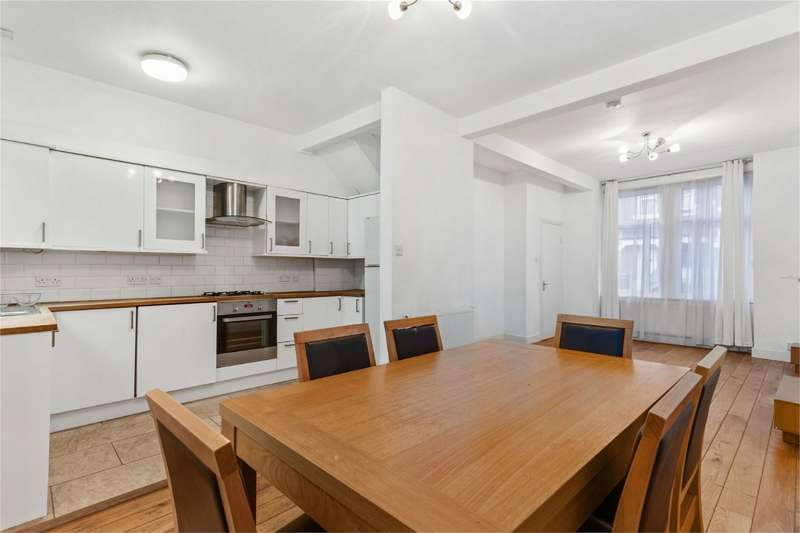 3 Bedrooms Terraced House for sale in Galloway Road, Shepherds Bush