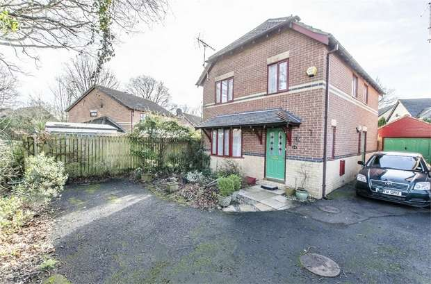 4 Bedrooms Detached House for sale in Newmarket Close, Horton Heath, EASTLEIGH, Hampshire