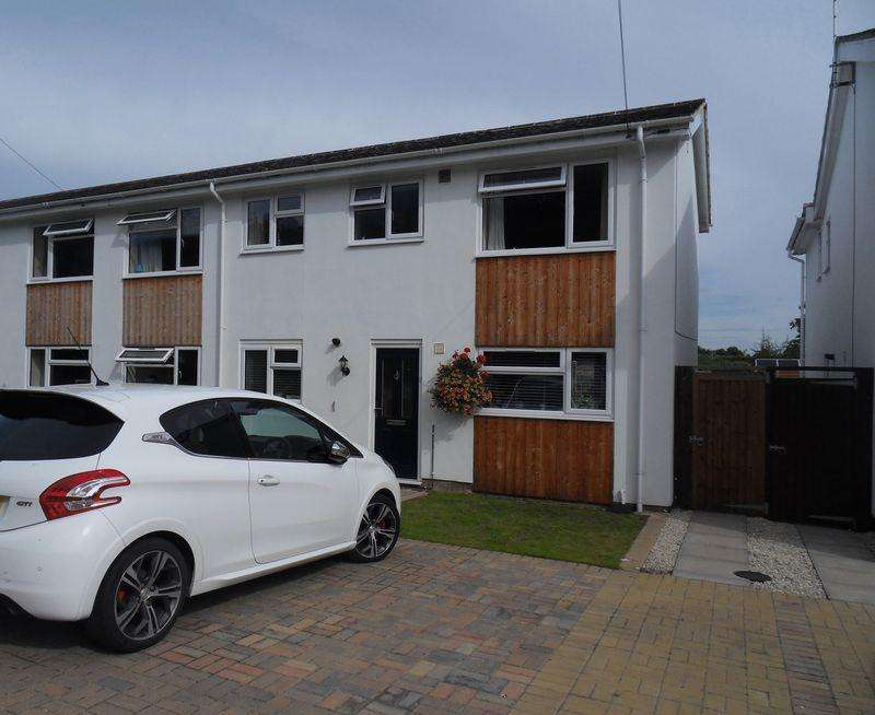 4 Bedrooms Semi Detached House for sale in St Johns Close, Heather