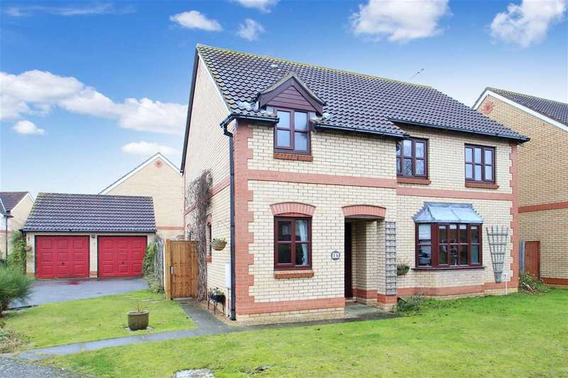 4 Bedrooms Detached House for sale in Dodson Vale, Grange Farm, Kesgrave, Ipswich