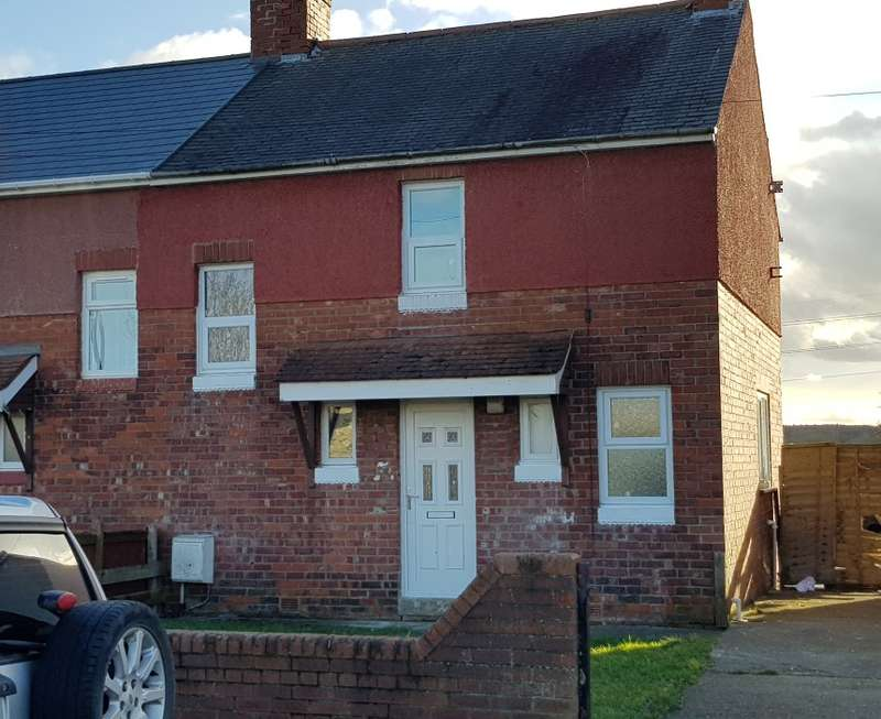 3 Bedrooms Semi Detached House for sale in Eastgate, Scotland Gate, Choppington, Northumberland, NE62 5SB
