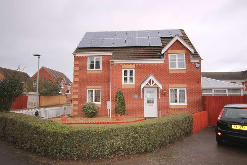 4 Bedrooms Detached House for sale in Sunderland Place, Shortstown, MK42
