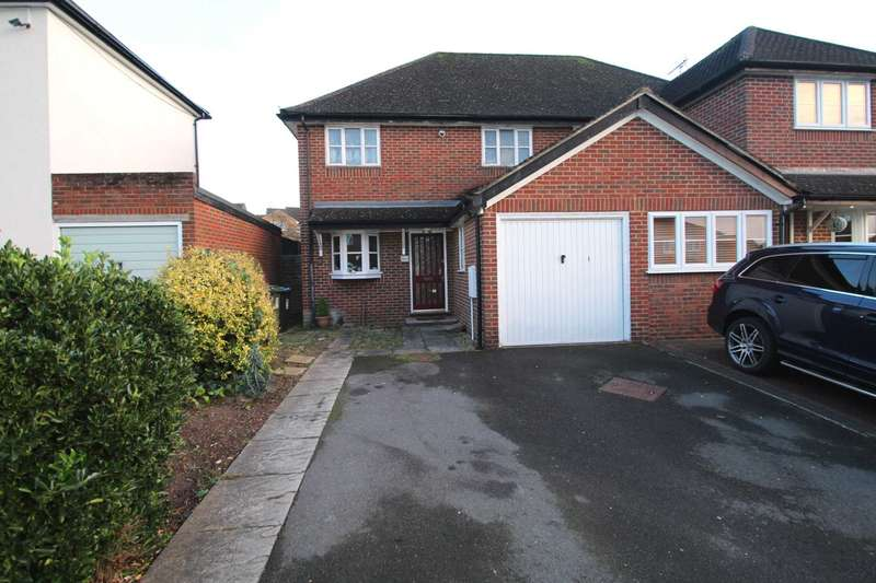 3 Bedrooms Semi Detached House for sale in THREE BEDROOM SEMI DETACHED FAMILY HOME with GARAGE