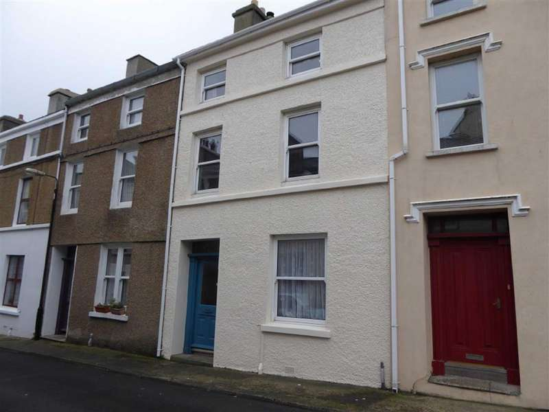 4 Bedrooms Terraced House for sale in Mona Street, Peel, Isle of Man