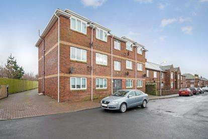 2 Bedrooms Flat for sale in Taylor Street, Ayr