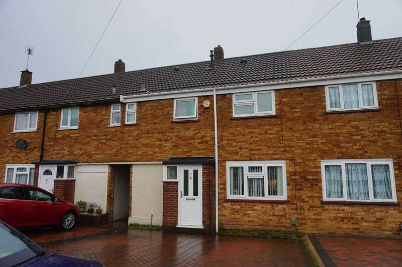 3 Bedrooms Terraced House for rent in Garretts Mead, Luton