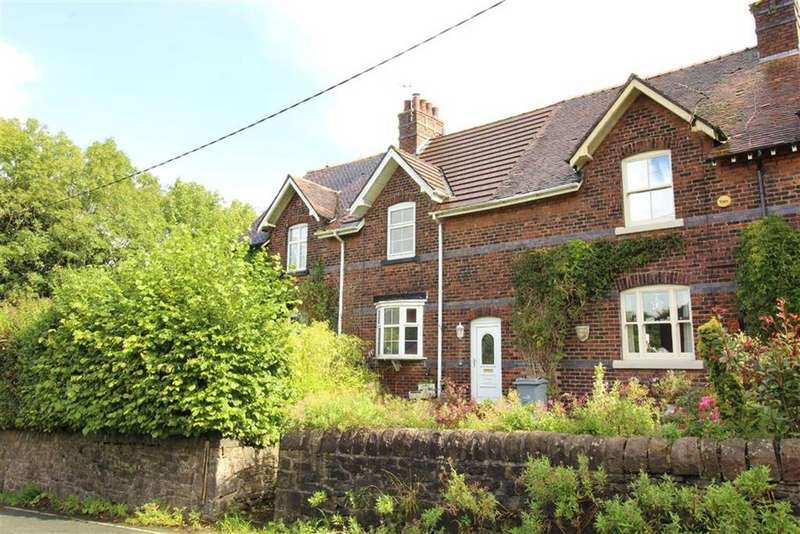 2 Bedrooms Terraced House for sale in Redhouse Lane, Disley, Stockport, Cheshire
