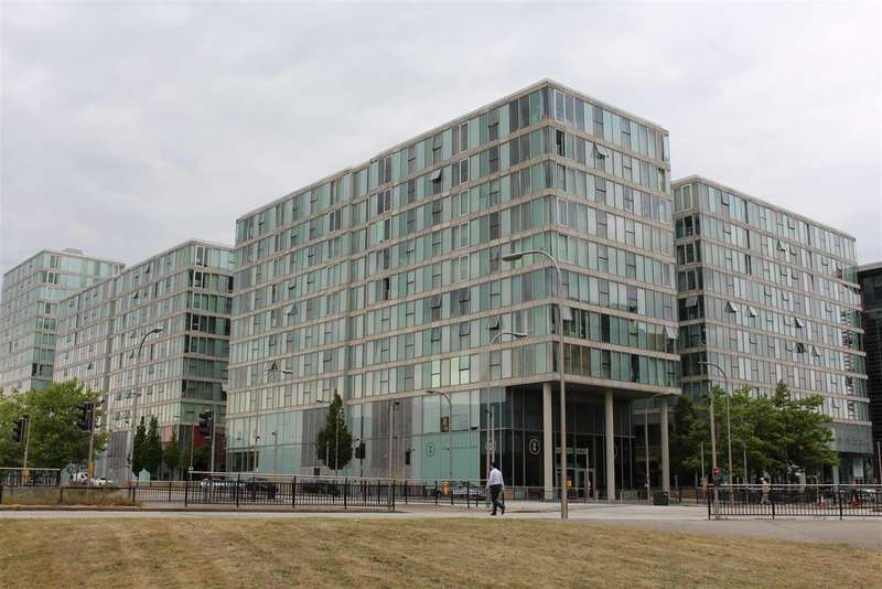 1 Bedroom Flat for sale in Witan Gate, Milton Keynes