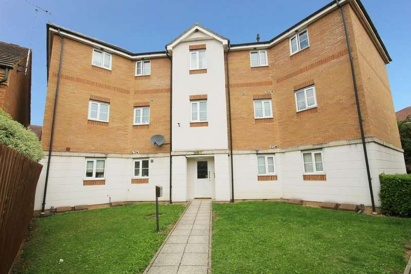 2 Bedrooms Apartment Flat for sale in Columbia Road, Broxbourne