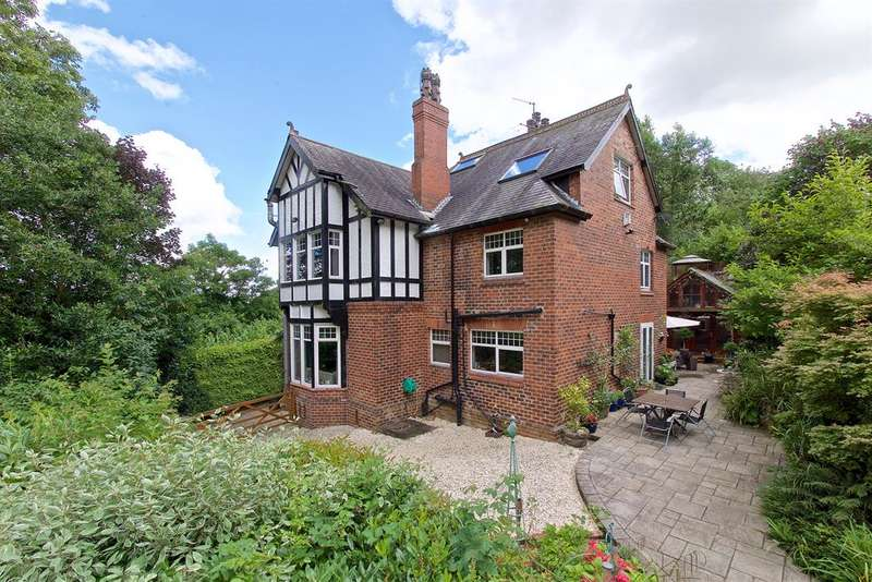 5 Bedrooms Detached House for sale in Pool Bank New Road, Pool in Wharfedale, Otley, LS21
