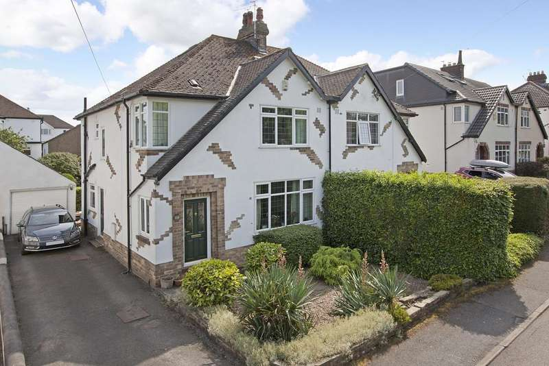 4 Bedrooms Semi Detached House for sale in Park Road, Guiseley