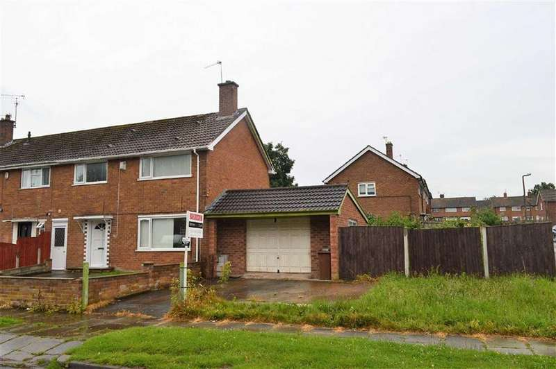 3 Bedrooms Terraced House for sale in Big Meadow Road, Woodchurch, CH49