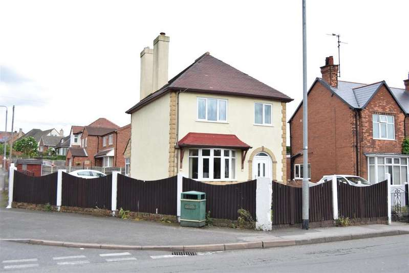 3 Bedrooms Detached House for sale in Sherwood Street, Warsop