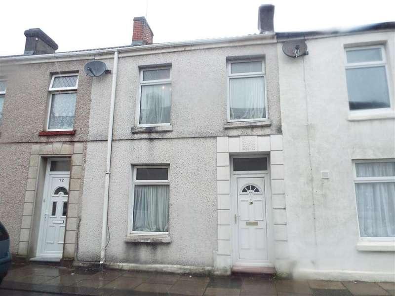 2 Bedrooms Terraced House for sale in Waterloo Road, Llanelli
