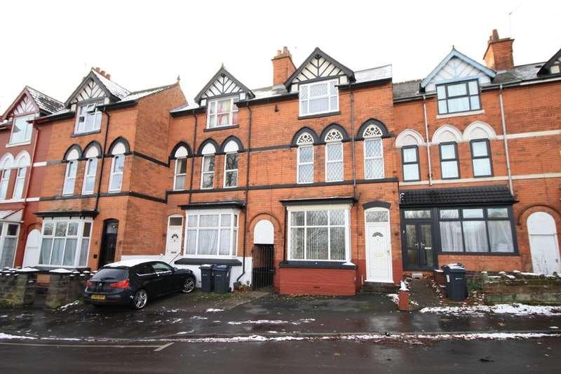 5 Bedrooms Terraced House for sale in Park Road, Birmingham, West Midlands, B11