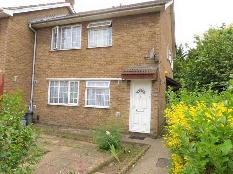 2 Bedrooms Maisonette Flat for sale in High Steet, Harlington, UB3 5DD