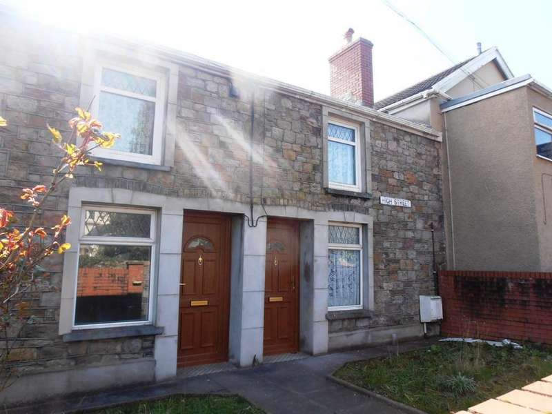 4 Bedrooms Terraced House for sale in High Street, Hirwaun
