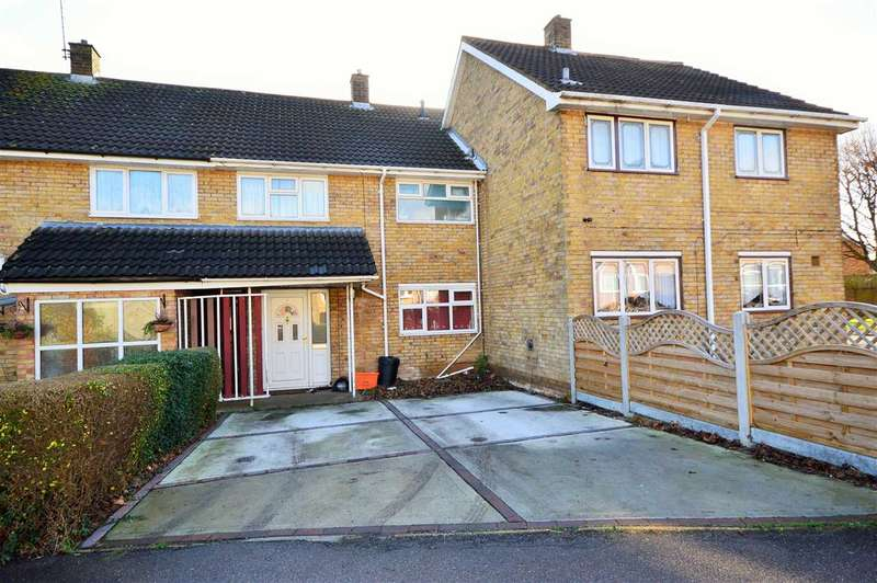 3 Bedrooms Terraced House for rent in The Hatherley, Basildon