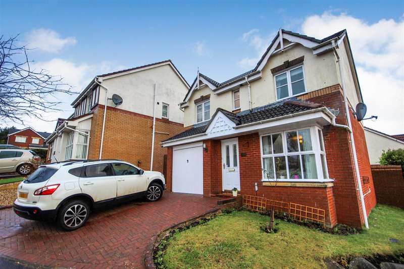 4 Bedrooms Detached House for sale in Glengarry Crescent, Falkirk