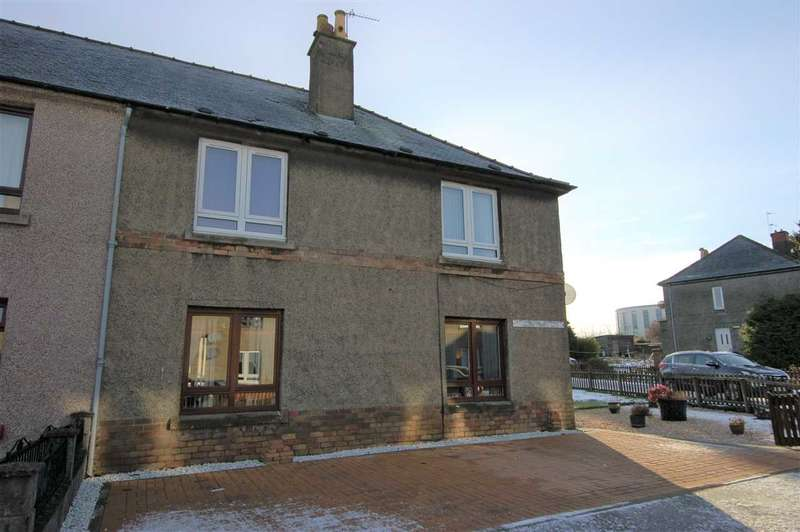 2 Bedrooms Apartment Flat for sale in Whirlbut Street, Dunfermline