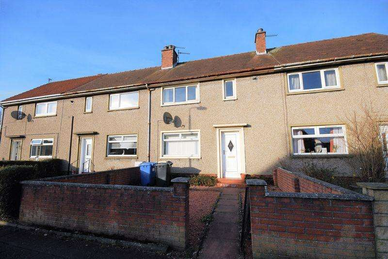 2 Bedrooms Terraced House for sale in 3 Anderson Drive, Irvine KA12 9HX