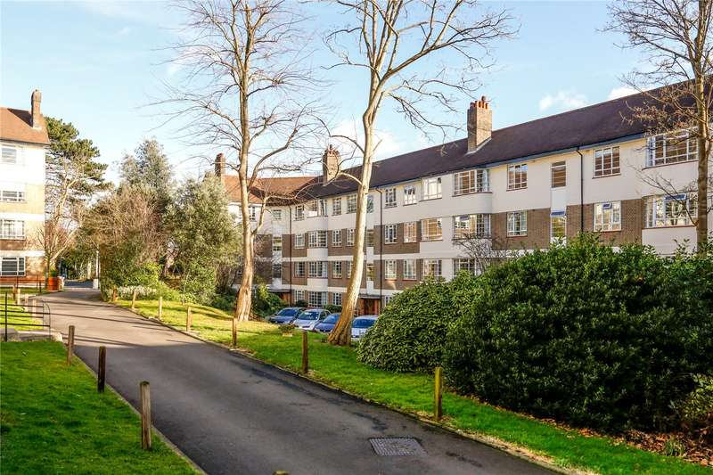 2 Bedrooms Flat for sale in Edge Hill Court, Edge Hill, London, SW19