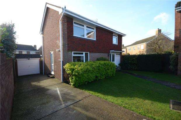 3 Bedrooms Detached House for sale in Hemsdale, Maidenhead, Berkshire