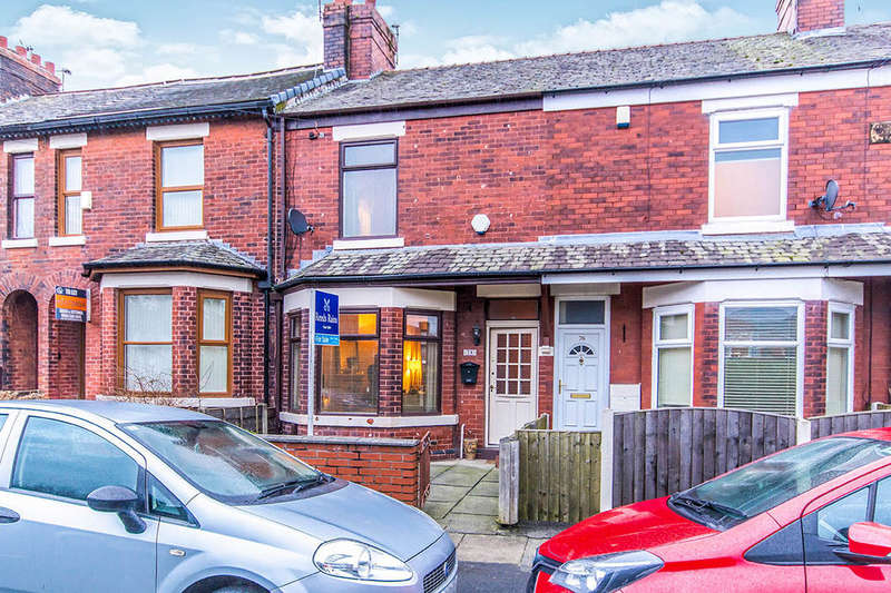 3 Bedrooms Terraced House for sale in Elleray Road, Salford, M6