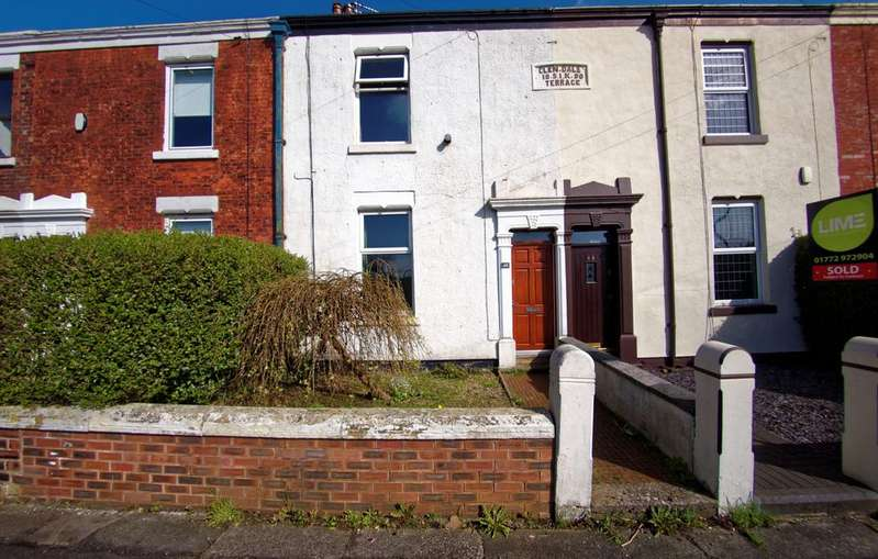 2 Bedrooms Terraced House for sale in House for Sale on Sharoe Green Lane