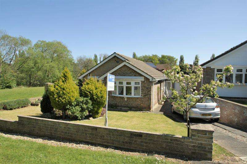 2 Bedrooms Detached Bungalow for sale in Aireborough Close, Whitehouse Farm, Stockton, TS19 0QZ