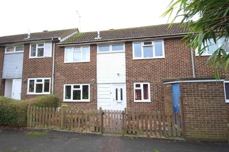 3 Bedrooms Terraced House for sale in Viking, Bracknell
